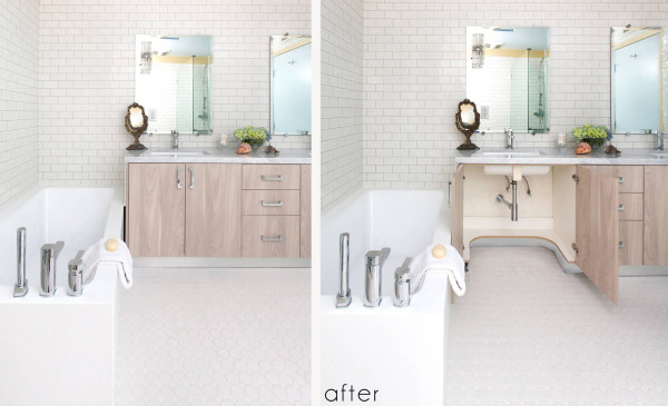 Choosing the Right Tile - Aging in Place - Lori Dennis and SoCal Contractor