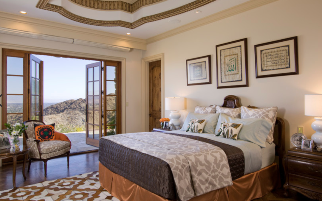 5 Tips for Designing a Romantic Master Bedroom