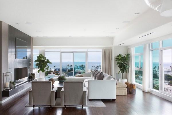 Modern Beach House in Santa Monica