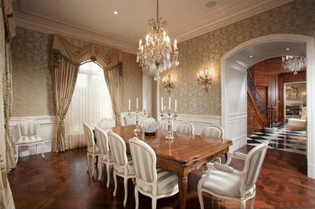 Shanon Beador Dining Room in Newport Coast