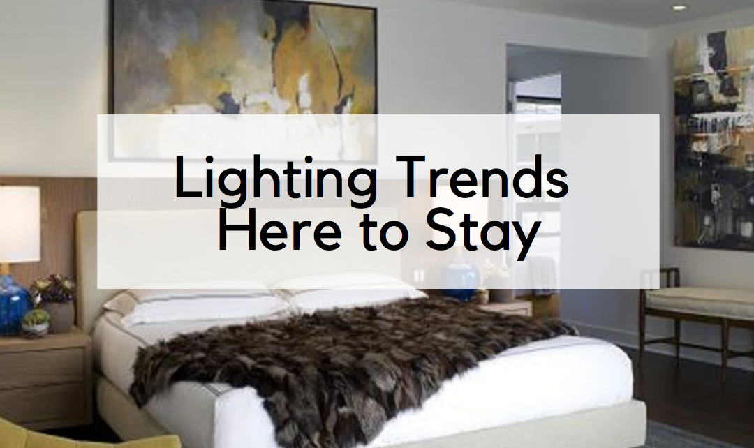10 Popular Lighting Trends that Are Here to Stay According to the Biggest Influencers in Home Design