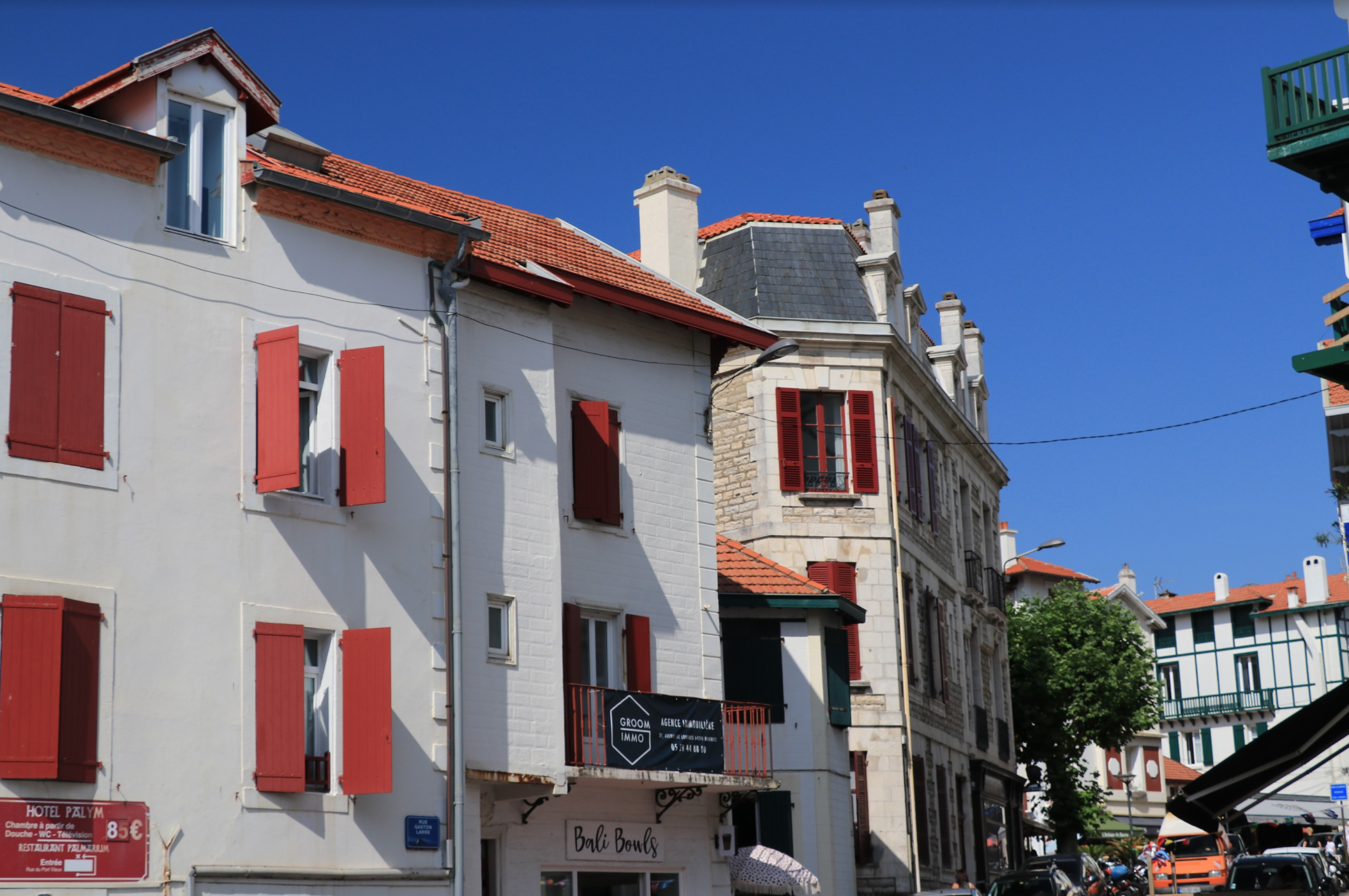 The quaint fishing village, was made over by Napoleon III and his Spanish empress, Eugenie so both ornate French and Spanish influences weave throughout the town's design.