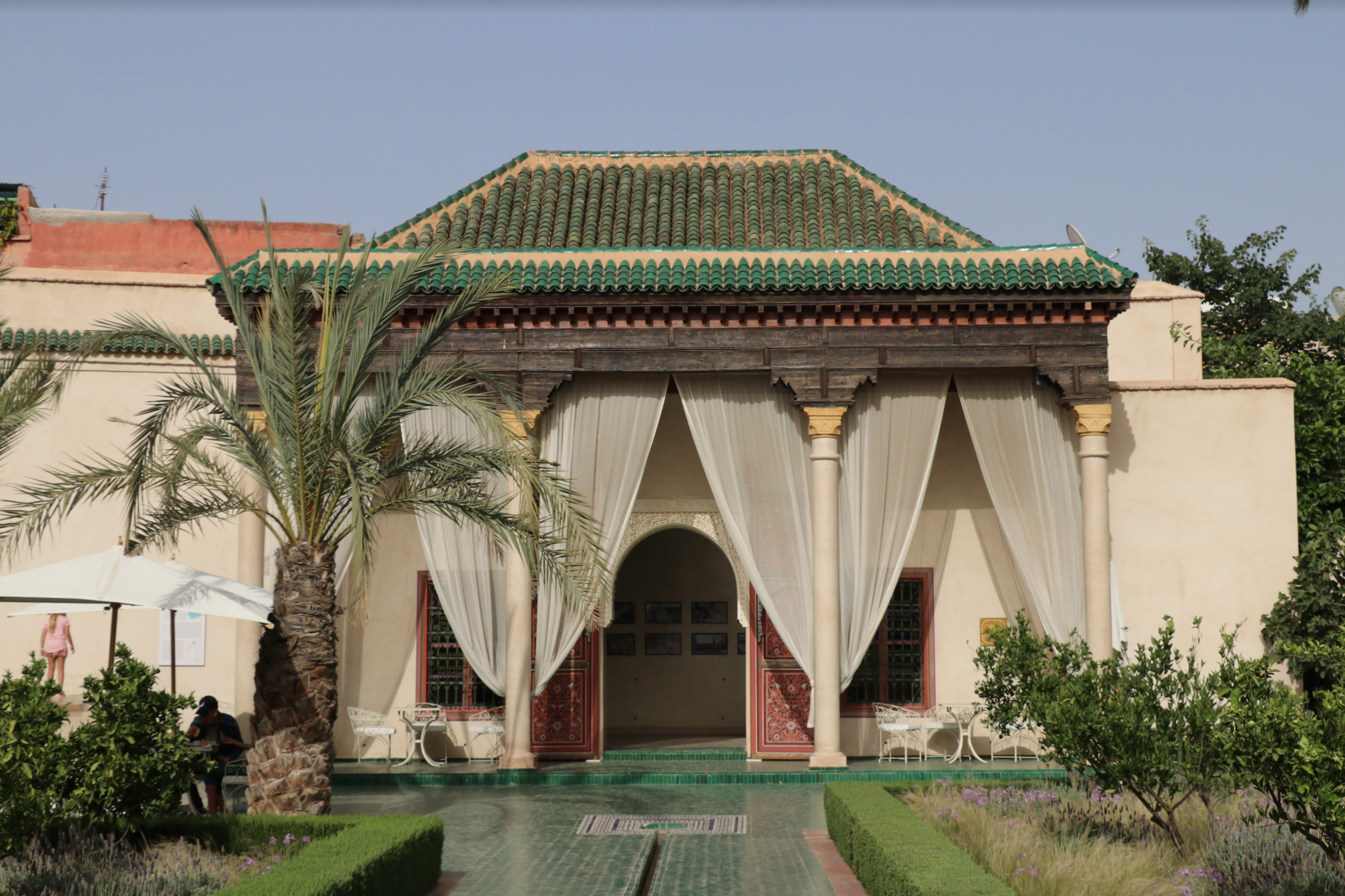Islamic influences in Morocco