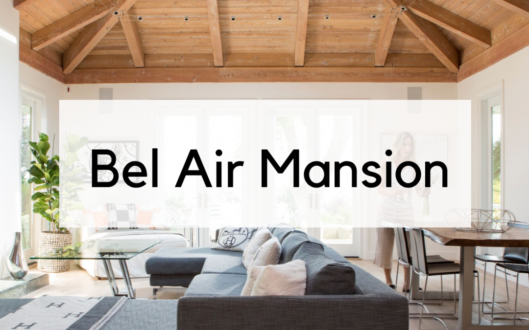 Celebrity Home Tour: Lisa Chiang's Bel Air Mansion