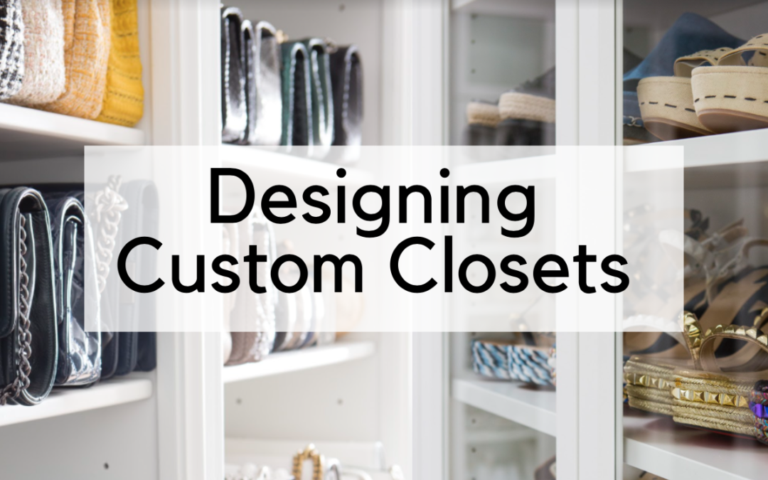 How Much Will My Dream Closet Cost? And Other FAQ's About Designing Custom Closets