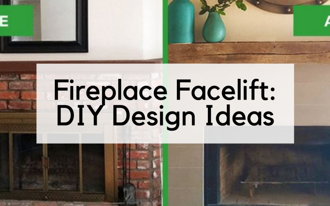 DIY Fireplace Design Ideas