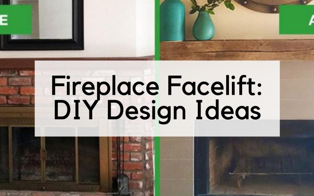 DIY Fireplace Design Ideas