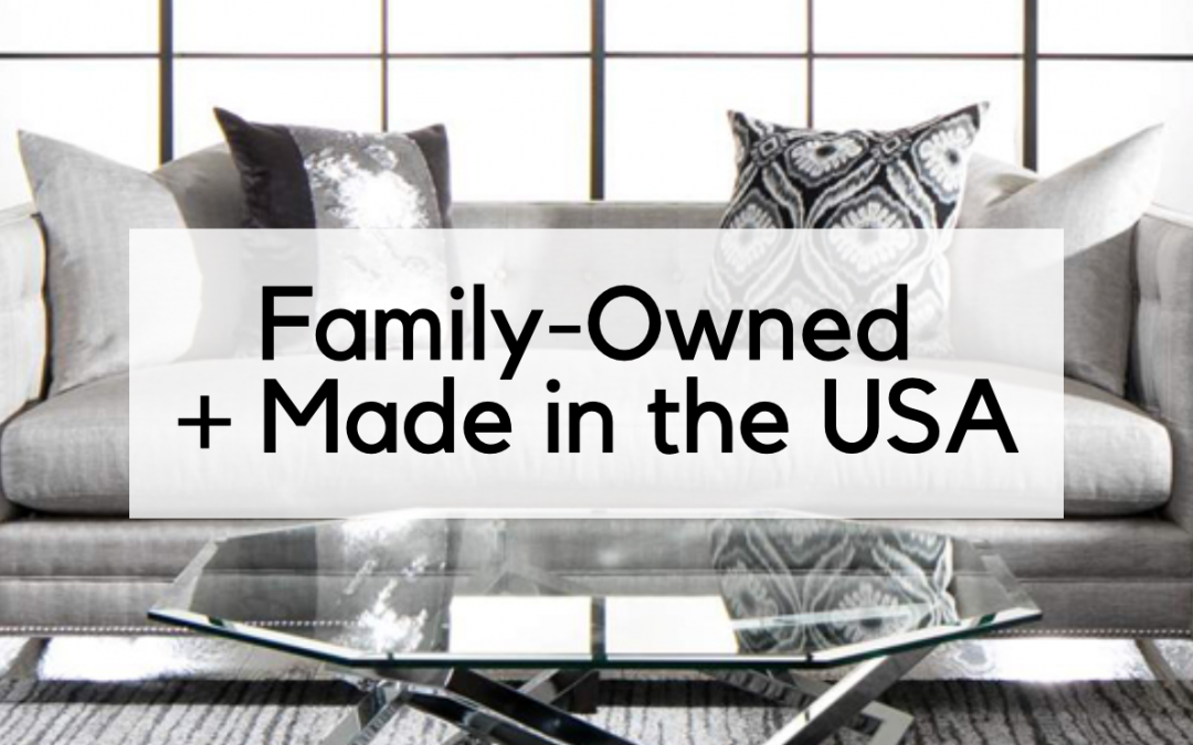 The Family Owned Furniture Company Taking Over California