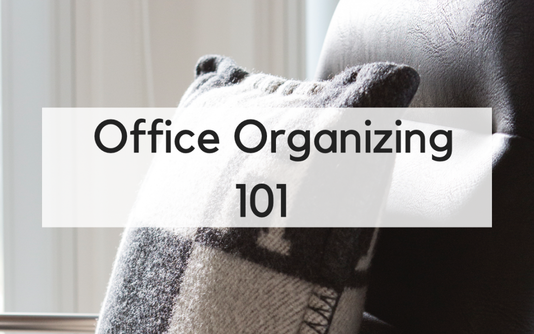 Tidy Up Your Home Office with these Marie Kondo-Inspired Organization Hacks