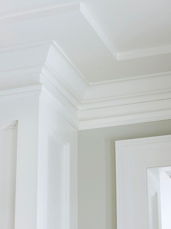 Cove Crown Molding