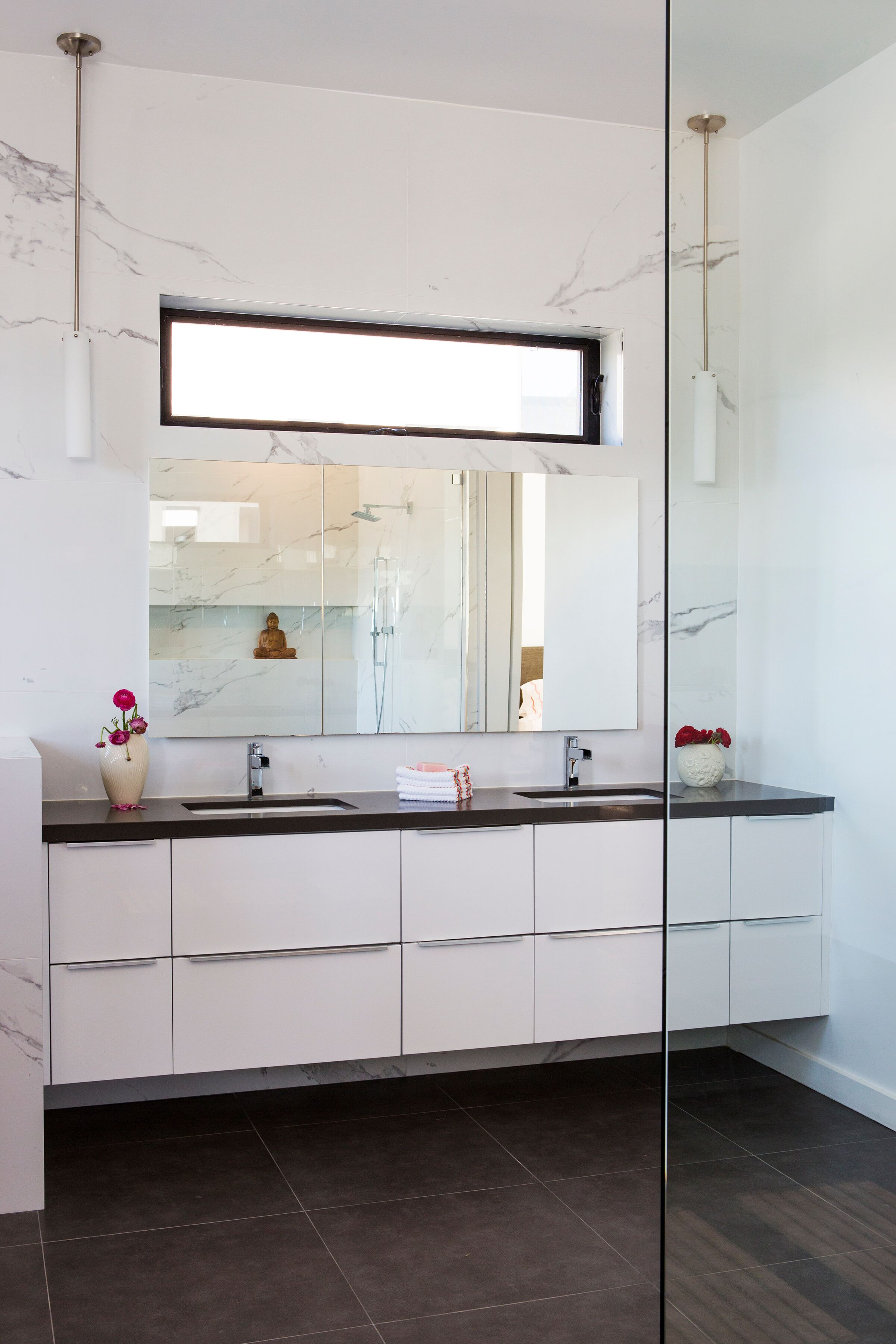 Venice Beach Modern Bathroom