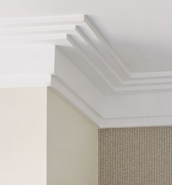 Cove Flat Crown Molding
