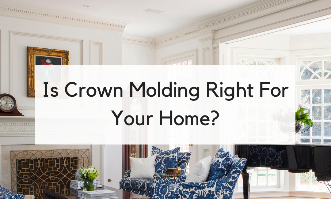 Ceiling Details: Should I Install Crown Molding or Cove Molding or Not?