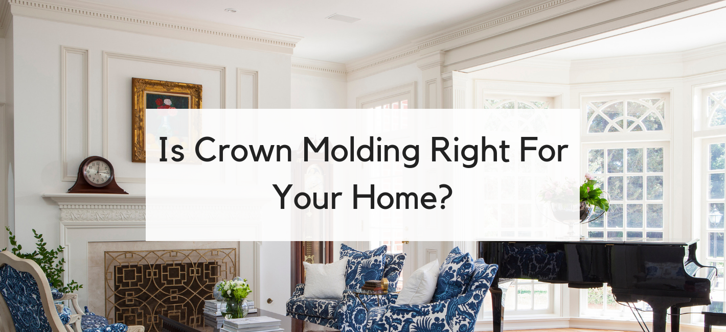 Crown Molding Or Cove Molding Or None Socalcontractor Blog