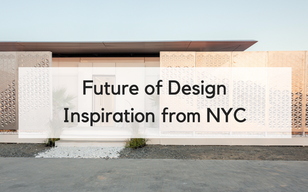 The Future of Design in New York City