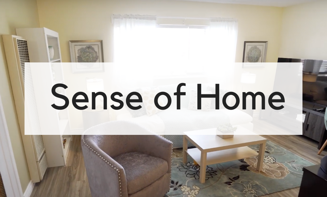 What Does it Mean to Create a Sense of Home?