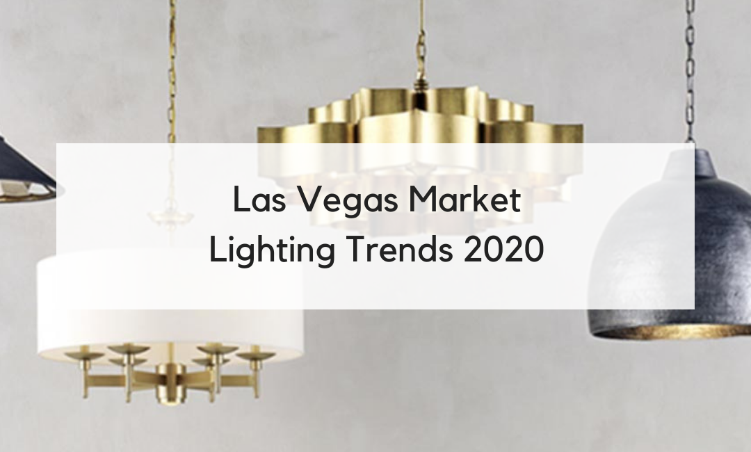 Top 5 Las Vegas Market Lighting Trends 2020