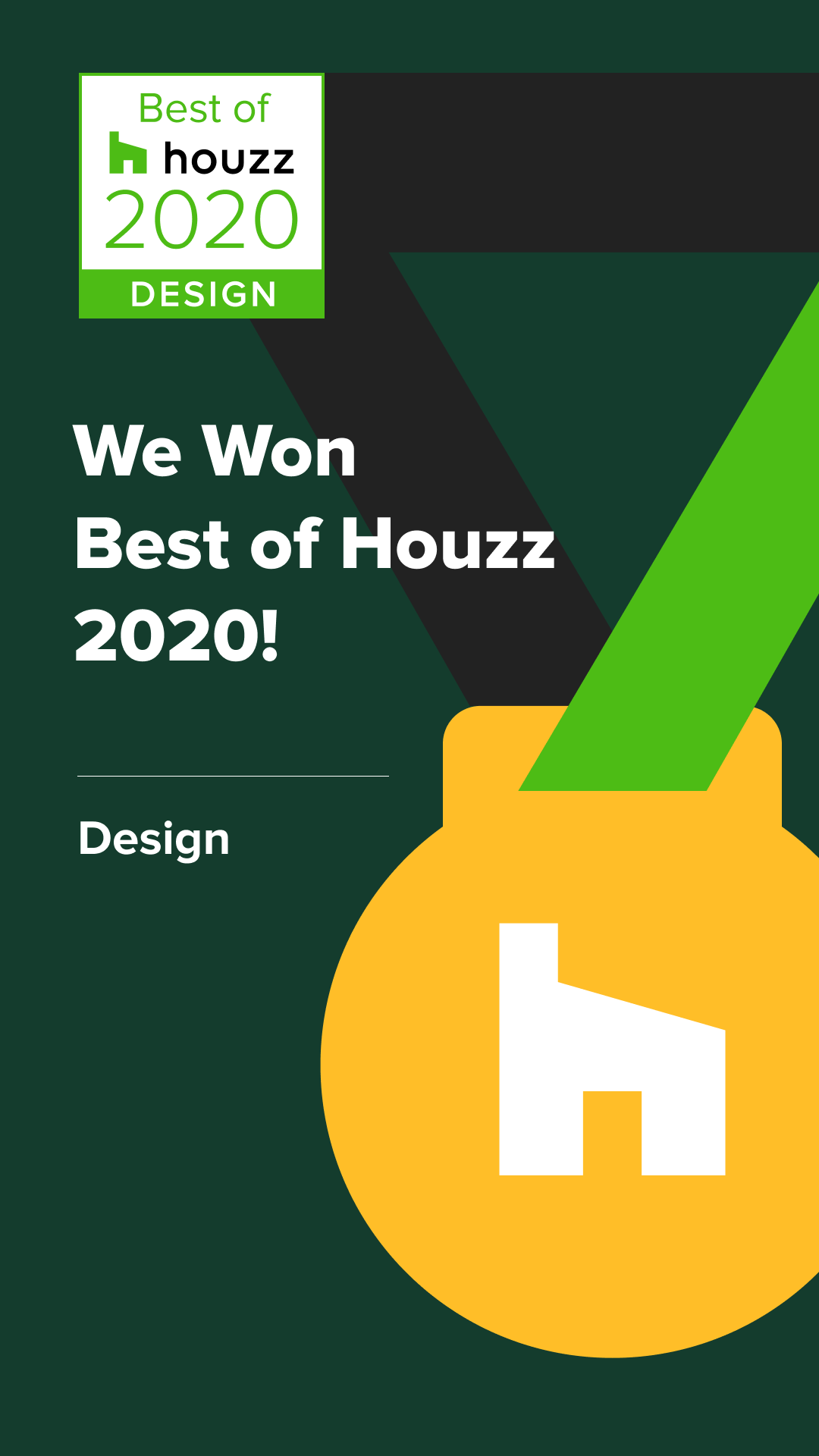 Best of Houzz Design Social Story