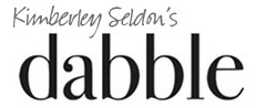 Kimberley Seldon's Dabble Magazine Logo