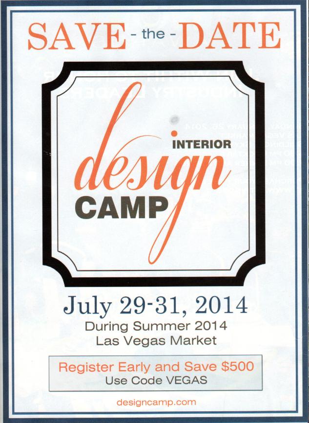 Los Angeles Celebrity Interior Designer Lori Dennis Interior Design Camp Las Vegas Market Preview AD Winter 2014