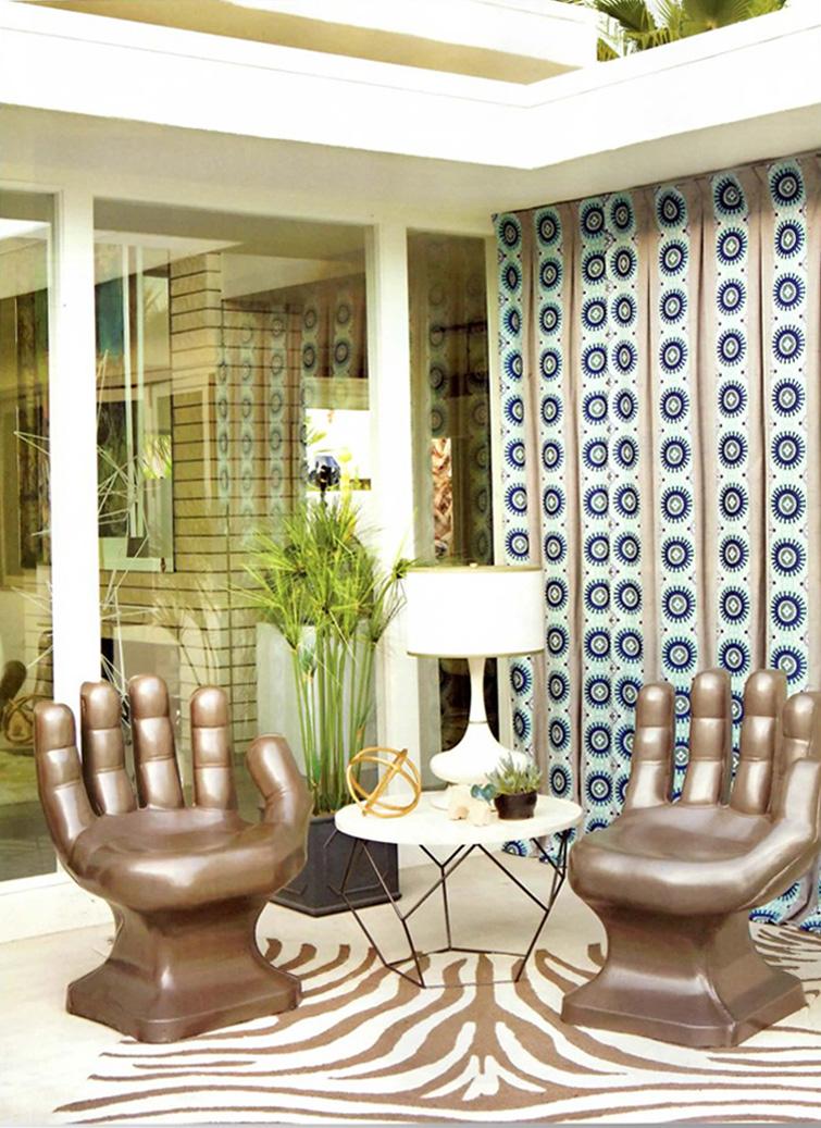 Luxe Magazine Summer 2014 Lori Dennis Celebrity Interior Designer