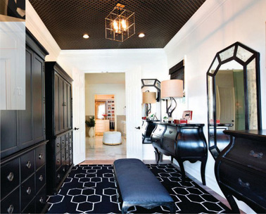 Modern Luxury Interiors California Hacienda Chic Lori Dennis 5