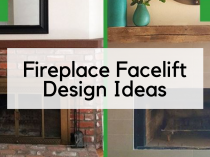 10 Ways To Give Your Fireplace a Facelift for Fall