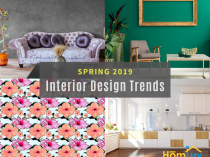 Spring INterior Design Trends 2019